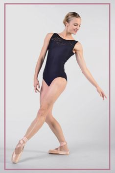 Justaucorps Wear Moi Laura. Justaucorps de danse sans manches ... 6f802865752