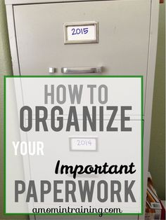 Office Organization College Paper Clutter 51 Ideas For 2019 Organizing Paperwork, Household Organization, Office Organization, Organizing Ideas, Clutter Organization, Organized Office, Organizing Important Papers, Filing Cabinet Organization, Organization Station