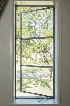 Out-Swing Casement Window