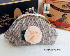 Sailor, Coin Purse, Purses, Wallet, How To Make, Handbags, Purse, Bags, Diy Wallet