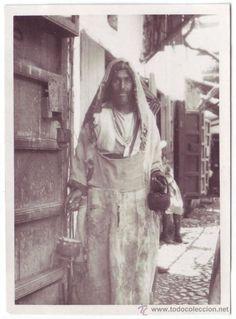 Tetuán (Protectorado Español en Marruecos): Mendigo (1934) - Foto 1