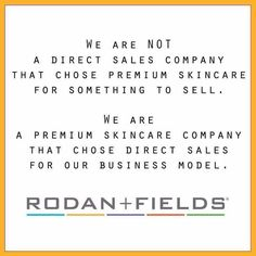 In just 7 short years, Rodan+Fields is one of the TOP 4 PREMIUM SKINCARE BRANDS!