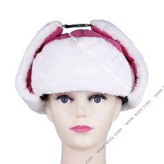 Unisex Winter Korean Style Sequined Plush Cotton Russian Hat #eozy