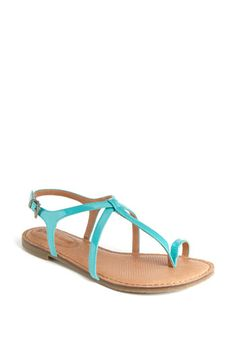 a7d3b6885860d0 Corso Como  Solar  Sandal (Nordstrom Exclusive) available at Nordstrom  Turquoise Sandals