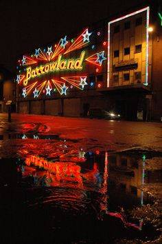 We <3 The Barrowlands (Photo courtesy of People Make Glasgow)