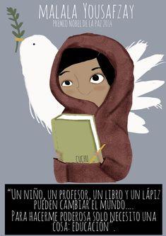 Sònia González Ilustración - MALALA