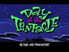 Day of the Tentacle Remastered The Witcher 3, Day Of The Tentacle, Lucas Arts, Unlikely Friends, Cartoon Photo, Old Games, First Game, Geek Out, Games