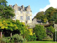 Torosay castle in the island of Mull , Scotland