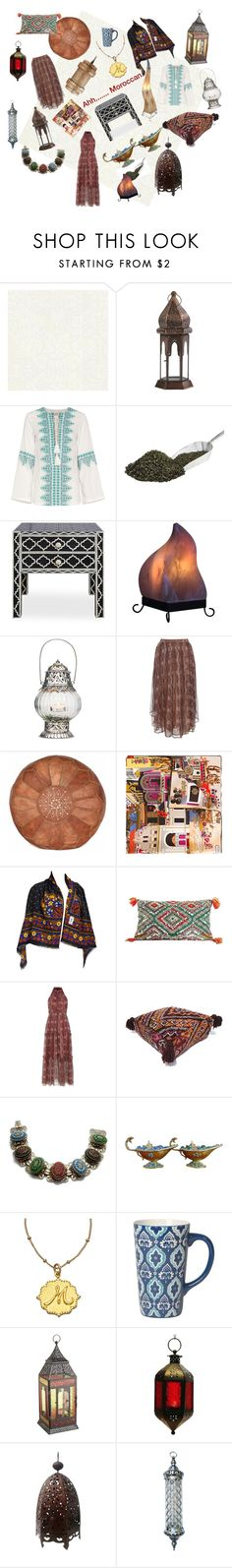 """""""Moroccan."""" by julie-andrews ❤ liked on Polyvore featuring interior, interiors, interior design, home, home decor, interior decorating, Talitha, Harrods, Cultural Intrigue and Bohemia"""