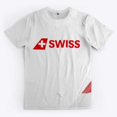 Clothes of Swiss International Air Lines