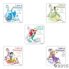 Disney Princess stickers are the perfect way to reward little princesses who have been brave, generous and kind. Fun for events and princess parties, . Princess Party Costume, Disney Princess Party, Little Princess, Disney Cruse, Carnival Prizes, Snow Images, Stickers, Fun, Decals