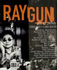 Raygun: Issue 38 David Carson