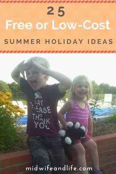 There are lots of ways to keep the kids entertained during the holidays, here are some that are free or low cost, and actually rather good!