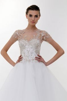 lamb & blonde: Marchesa Bridal Collection 2012