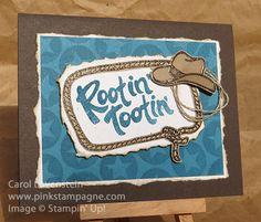 Yee-Haw - Rootin' Tootin' Cowboy