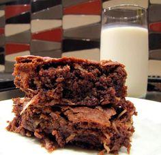 Brian's ultimate brownies recipe