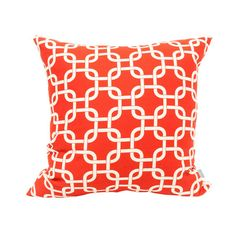 I pinned this Links Pillow in Red from the Majestic Home event at Joss and Main!