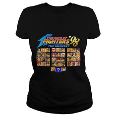 the King of Fighters 98 (Neo Geo Character Select) shirt #gift #ideas #Popular #Everything #Videos #Shop #Animals #pets #Architecture #Art #Cars #motorcycles #Celebrities #DIY #crafts #Design #Education #Entertainment #Food #drink #Gardening #Geek #Hair #beauty #Health #fitness #History #Holidays #events #Home decor #Humor #Illustrations #posters #Kids #parenting #Men #Outdoors #Photography #Products #Quotes #Science #nature #Sports #Tattoos #Technology #Travel #Weddings #Women