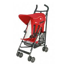 Maclaren Volo Scarlet - available in store and online at #FabBabyGear #Maclaren