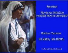 Mother Teresa, Mother Mary, John Corapi, Missionaries Of Charity, Saint Teresa Of Calcutta, Father John, Catholic Religion, Roman Catholic, Catholic Art