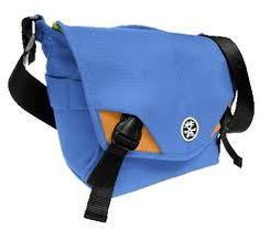 Best camera bag for a SLR camera. Crumpler 5 million.