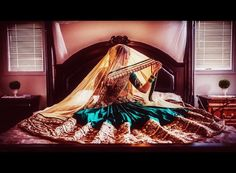 #Dulhan style!