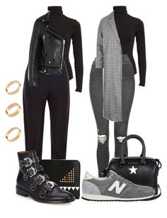 """""""Untitled #394"""" by zaraoutfits ❤ liked on Polyvore featuring Wolford, Topshop, Givenchy, New Balance, Balenciaga, Fendi, Acne Studios and ASOS"""