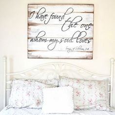 I have found the one Wood Sign {customizable} - Aimee Weaver Designs