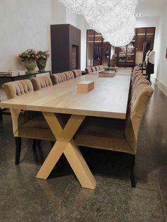 2 tables together  Tafels   Lodder KeukensLodder Keukens