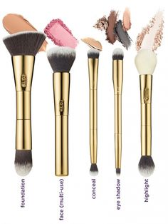 limited-edition tarteist™ toolbox brush set   magnetic palette from tarte  cosmetics Highlighter Makeup 5be240fccac23