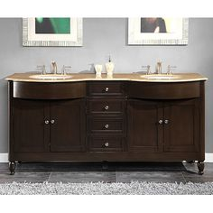 Delighful Bathroom Cabinets Double Sink And More On Ideas
