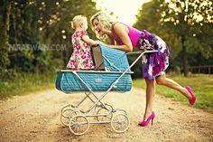 Chic Critque makes motherhood look stylish.