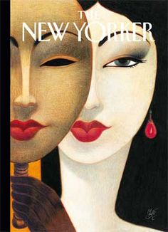The New Yorker Magazine Oct 22 2007 Cover By Lorenzo Mattotti The New Yorker, New Yorker Covers, Jamie Wyeth, Berenice Abbott, Magazine Cover Design, Magazine Art, Magazine Covers, Tom Bagshaw, King Kong