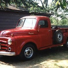 International harvester truck...Reminds me of my Grandpas...