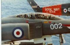 Phantom HMS ARK ROYAL   Paul   Flickr Royal Navy Aircraft Carriers, Navy Carriers, Air Force Aircraft, Ww2 Aircraft, Military Jets, Military Aircraft, Hms Ark Royal, War Jet, F4 Phantom