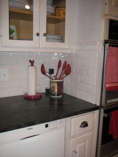 How to install bevel edge tile beveled tile beveled for Morning kitchen ideas