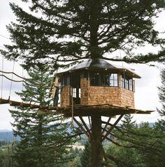 The Cinder Cone in Skamania, Washington.
