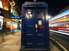 Police boxes, which are now famous for being Doctor Who's time traveling spacecraft, were common in London between 1929 and 1969. They were used by police on the beat to communicate with the police station. The introduction of portable radios saw them phased out in the late sixties.  This police box, next to Earls Court Station, is the last remaining one in London. It was introduced as part of a revival of the system in 1996 that never took off.  London Lesser Known Landmarks | Bored Panda
