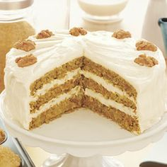 Yummy Candied Yam Cake