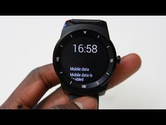 LG G Watch R Review: a Solid Smartwatch at a Steep Price - YouTube