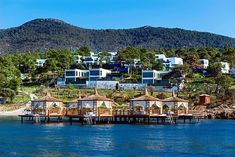 Are you looking to fly into Bodrum? 🌅🏖️ Beautiful Villas, Beautiful Beaches, Uruguay Tourism, Turkey Vacation, Beautiful Scenery Pictures, Cheap Places To Travel, Travel Things, Lake Photography, Digital Photography