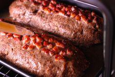 Sekaná pečeně vyladěná k dokonalosti - Kuchařka pro dceru Meatloaf, Sausage, Food And Drink, Cooking Recipes, Sweets, Baking, Gummi Candy, Sausages, Chef Recipes