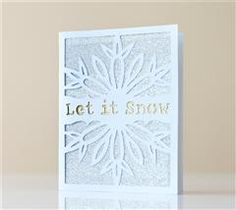 Celebrate the season with this beautiful card!