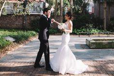 Sarah + Mark | Gaillard Wedding | Charleston SC| Jennings King Photography