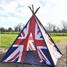UJ Tent   all things union jack
