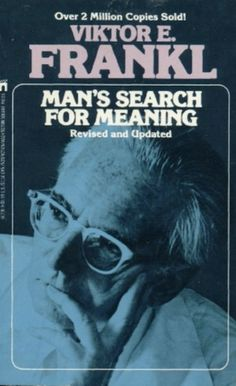 """My favorite line of all: """"In some way, suffering ceases to be suffering at the moment it finds a meaning."""""""