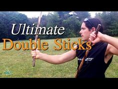 Become a DOUBLE STICK Fighting Master - Kali, Escrima, Arnis - YouTube