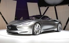 The Infiniti Emerg-E Concept is pure hotness, we say build it now!