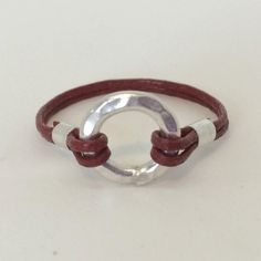 Emma Swan (Once Upon A Time) leather ring