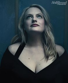 'It's sort of flipped now': Also featured was The Handmaid's Tale star Elisabeth Moss, who. Elizabeth Moss, Young Queen Elizabeth, Elisabeth Moss Handmaid's Tale, Thandie Newton, Maggie Gyllenhaal, Margaret Atwood, Matt Smith, Get Skinny Legs, Portraits